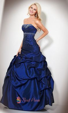 Like the navy blue  Google Image Result for http://www.nextprom.com/content/images/thumbs/0000337_royal_blue_prom_dresses_2013_ukroyal_blue_strapless_prom_dress.jpeg