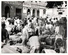 El mercado de San Jacinto fue el centro de reunión comercial más importante de Caracas desde el año 1873, cuando fue levantado en donde quedaba el antiguo mercado de la Plaza Mayor,
