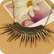 Statement in Necklaces - Etsy Jewellery