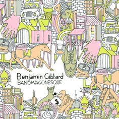 BENJAMIN GIBBARD - Bandwagonesque (2017) http://www.woodyjagger.com/2017/09/benjamin-gibbard-bandwagonesque-2017.html