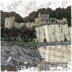 David Day - Chepstow Castle
