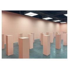 The National Centre for Craft and Design becomes an extension of my studio an UK based production site. These plinths will be populated with pieces extruded by the exhibition staff during the the 3 month exhibition period. by anton_alvarez