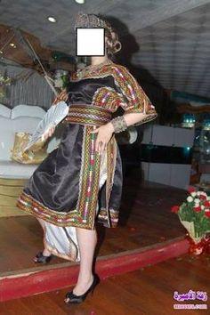 """Résultat de recherche d'images pour """"robe berbere kabyle"""" Sari, Images, Fashion, Taffeta Dress, House Dress, Search, Accessories, Saree, Moda"""