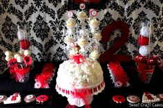 Awesome lil' glamour girl birthday party theme!