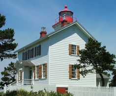 Yaquina Bay lighthouse | Flickr - Photo Sharing!