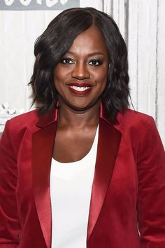 Viola Davis Just Became the First Black Actress to Receive 3 Oscar Nominations