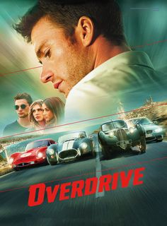 Overdrive (2017) Full Movie Streaming HD