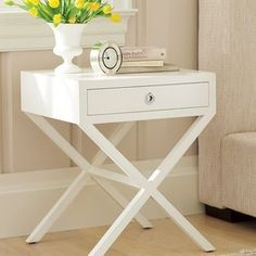 Traditional Nightstands And Bedside Tables by Williams-Sonoma Home