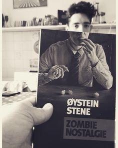 Zombie Nostalgie - Øystein Stene #actessud #bookface #exofictions #gwalarn #gwalarnlibrairie #lannion
