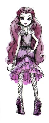 .raven queen: #eah #everafterhigh