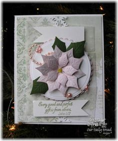 ~Perfect Gift~ by saintsrule - Cards and Paper Crafts at Splitcoaststampers