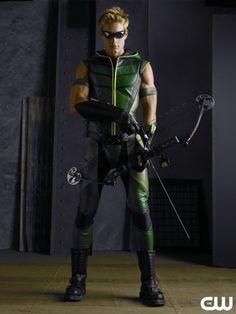 Justin Hartley as  the Green Arrow