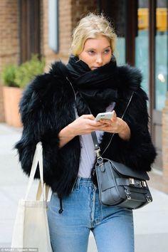 Elsa Hosk street style