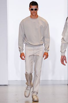 Calvin Klein Collection Spring 2013 Menswear Collection on Style.com: Complete Collection