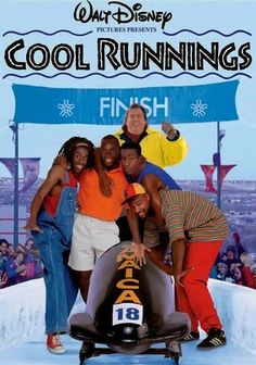 Cool Runnings (1993). [PG] 98 mins. Starring: Leon, Doug E. Doug, Rawle D. Lewis, Malik Yoba and John Candy