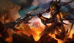 Jarvan IV | League of Legends