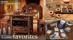 Great place for everything Italian from recipes to furniture and decor