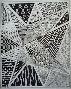 Big Star Doodle // FLICKR EXPLORE #197 | Flickr - Photo Sharing!