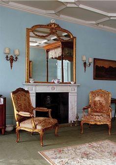 Downton Abbey Paint Colors