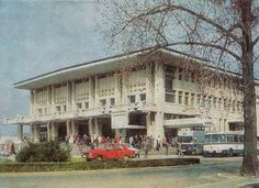Casa de cultură a sindicatelor, Baia Mare Street View, Mansions, House Styles, Vintage, Home Decor, Home, Culture, Decoration Home, Manor Houses