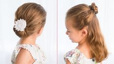 Hair Styles For School Fresh girl hairstyles for school hairstyles # high-hair . Easy Hairstyles For School, Cute Girls Hairstyles, Men's Hairstyles, Pretty Hairstyles, Simple Hairstyles, Kids Hairstyle, Children Hairstyles, Fashion Hairstyles, Braided Hairstyle