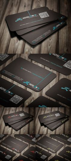 International Corporate Business Card