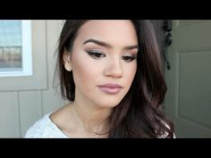 Get ready with Dacey Hapa using LORAC's #PROPalette2!