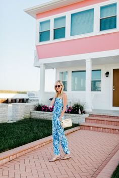 15a5686b0ffb27 Let's Talk Jumpsuits - Kelly in the City Lilly Pulitzer After Party Sale  $200 Giveaway!