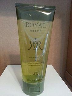 Jafra Royal Olive Bath and Shower Gel