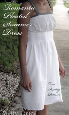 The Little White Dress : All you'll Need for Summer! by 123abc