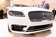 Lincoln hopes to reinvent itself with the new Continental executive sedan | The Verge