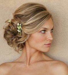 Groovy 1000 Images About Wedding On Pinterest Loose Side Buns Hairstyles For Women Draintrainus