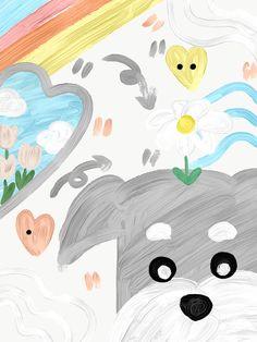 Cute Backgrounds, Aesthetic Backgrounds, Aesthetic Iphone Wallpaper, Cute Wallpapers, Cute Pastel Wallpaper, Cool Wallpaper, Korean Colors, Cartoon Wallpaper Iphone, Screen Wallpaper