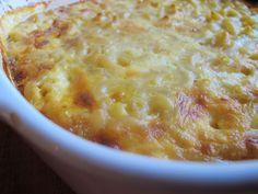 easy cheesy mac: Po' Man Meals