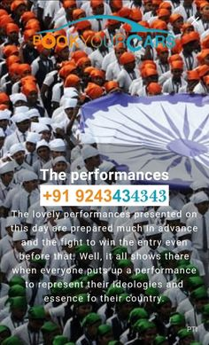 Republic Day, Incredible India, Wish, Country, Rural Area, Country Music