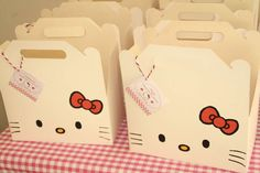 Hello Kitty Birthday Party Ideas | Photo 6 of 22 | Catch My Party