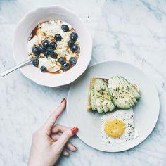 Very late breakfast 😁