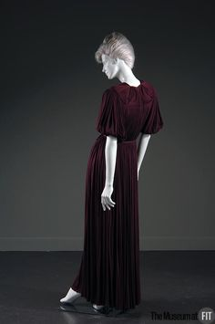 Dress  Madame Grès, 1980s