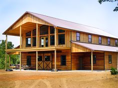 Barns and Buildings: Leading Builder in Custom Barns and Homes | South Central