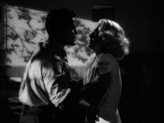 The Postman Always Rings Twice  (Tay Garnett, 1946) John Garfield and Lana Turner