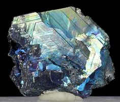 Rare specimen of classic, sharp, lustrous polybasite crystals. Minerals And Gemstones, Crystals Minerals, Rocks And Minerals, Stones And Crystals, Beautiful Rocks, Mineral Stone, Rocks And Gems, Iridescent, Yukon Canada