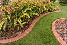 Add value to your property with garden Edging by Kwik Kerb #gardening #gardenedging