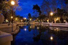 Parque Ribalta, Castellon de la plana My apartment was right next to this :)