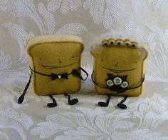 Mr. & Mrs. Toast