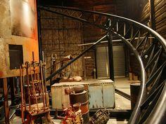 Van Helsing's Factory | Movie Park Germany | Germany