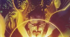 Doctor Strange & the Sorcerers Supreme Preview: History's Greatest Magicians