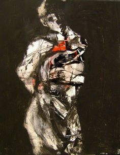"Saatchi Online Artist Masri Hayssam; Painting, ""War Exp.Series n°12"" #art"