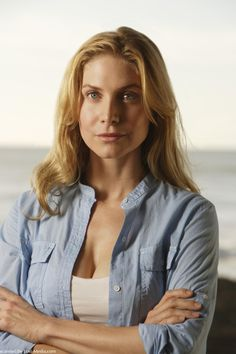 Network TV's, Revolution, Character, Rachael Matheson (Elizabeth Mitchell)  NBC, shame on you.  You replaced a great show, with a piece of crap!  Repentance, is a great place to start.  Then sign Revolution for another, year or so.