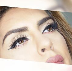 Beautiful by ✨@MuaMariamneri✨ with Flutter® Lashes in #EMILY from our Evening Collection