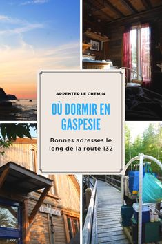 voyage gaspesie ou dormir itineraire canada quebec bonnes adresses conseils Voyage Canada, Blog Voyage, Canada Travel, Walt Disney World, Time Travel, Escapade, Places, Summer, Solo Travel